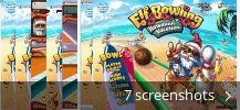 download game elf bowling hawaiian vacation