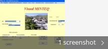 visual minteq 3.0