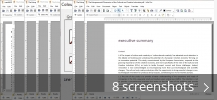 Screenshot collage for Infix PDF Editor
