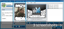 Screenshot collage for Torrent Video Cutter