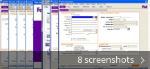 Screenshot collage for FedEx Ship Manager