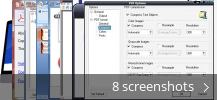 Screenshot collage for PPT to PDF Converter