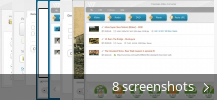 Screenshot collage for Freemake Video Converter