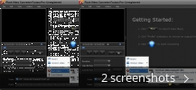 Screenshot collage for Flash Video Converter Factory Pro
