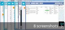 Screenshot collage for iLivid Download Manager