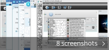 Screenshot collage for Tipard Blu-ray Converter