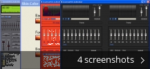 Screenshot collage for Convexsoft DJ Audio Mixer