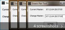 sixaxis pair tool windows 10