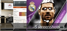 Screenshot collage for FIFA Manager 12