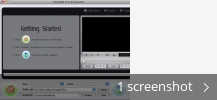 Screenshot collage for iTool DVD To FLV Converter