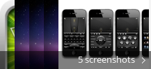 Screenshot collage for Mobile Mouse (Remote/Mouse/Trackpad/Keyboard)