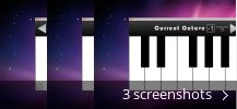 Virtual Piano (free version) download for Mac OS X
