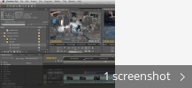 Screenshot collage for Adobe Premiere Pro CS 5